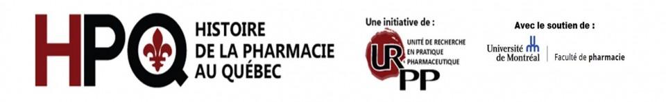 Histoire de la pharmacie au Québec