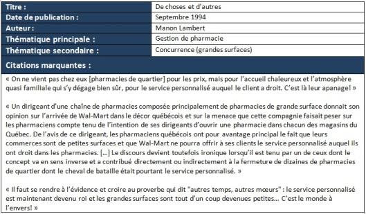 Photo Carte Assurance Maladie Jean Coutu.Shpq Histoire De La Pharmacie Au Quebec Page 2